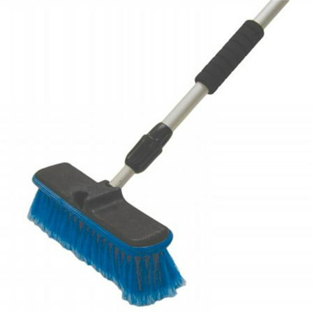 Clean Rite 60in. Flo Thru Wash Brush 4B369