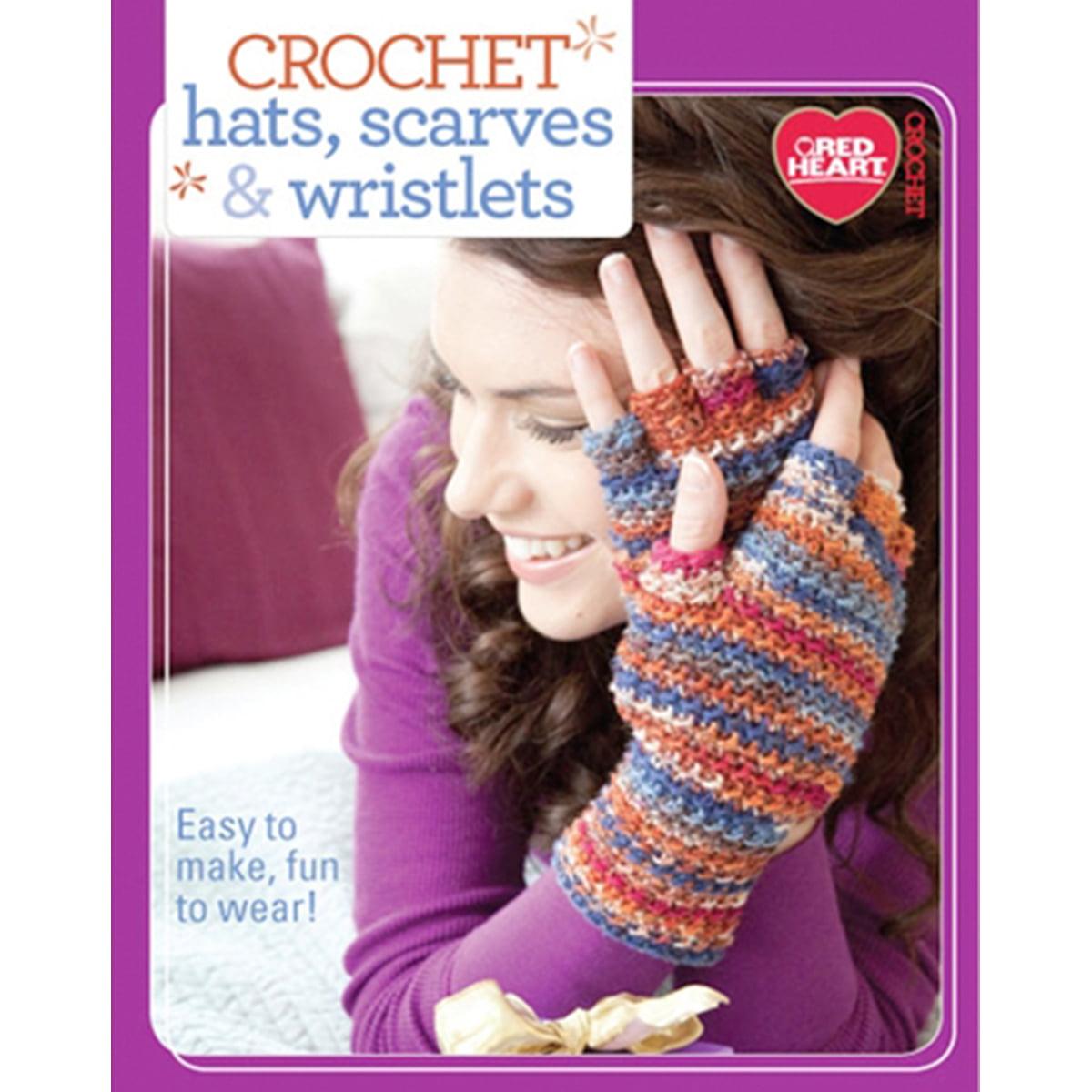Soho Publishing-Crochet Hats, Scarves & Wristlets
