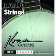 Kona KBJ05 Banjo Strings Light