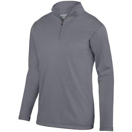 19d88486cb8 Augusta Sportswear Men's Wicking Fleece Pullover 5507 - Walmart.com