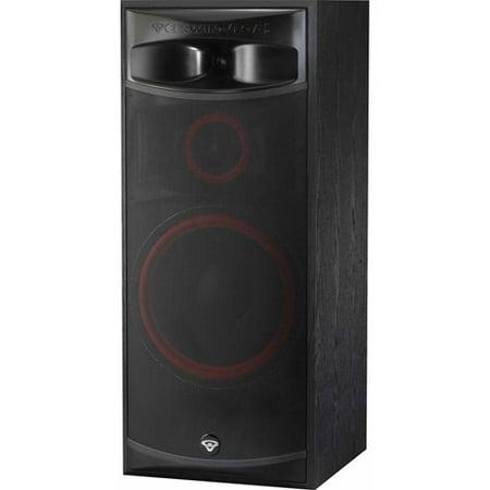 Cerwin-Vega XLS-15 3-Way Home Audio Floor Tower Speaker (Tower Floor Speakers)