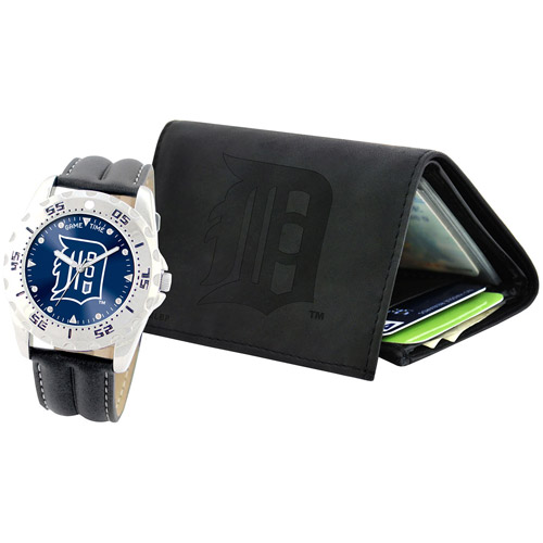 Game Time Men's Mlb Detroit Tigers Watch