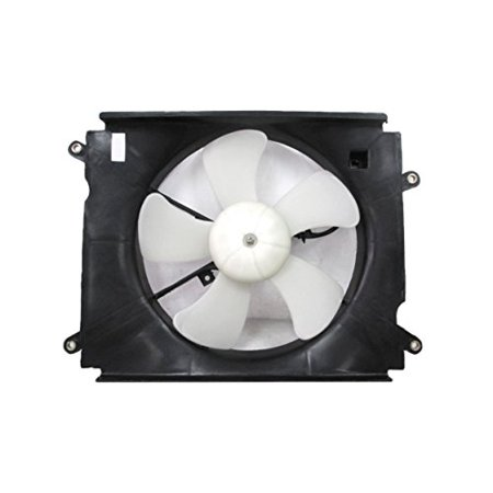 A-C Condenser Fan Assembly - Cooling Direct For/Fit TO3113101 8859033011 92-96 Toyota Camry 4Cy/V6 (Toyota Cooling System)
