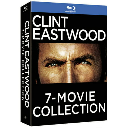 Image of Clint Eastwood: 7-Movie Collection (Blu-ray)