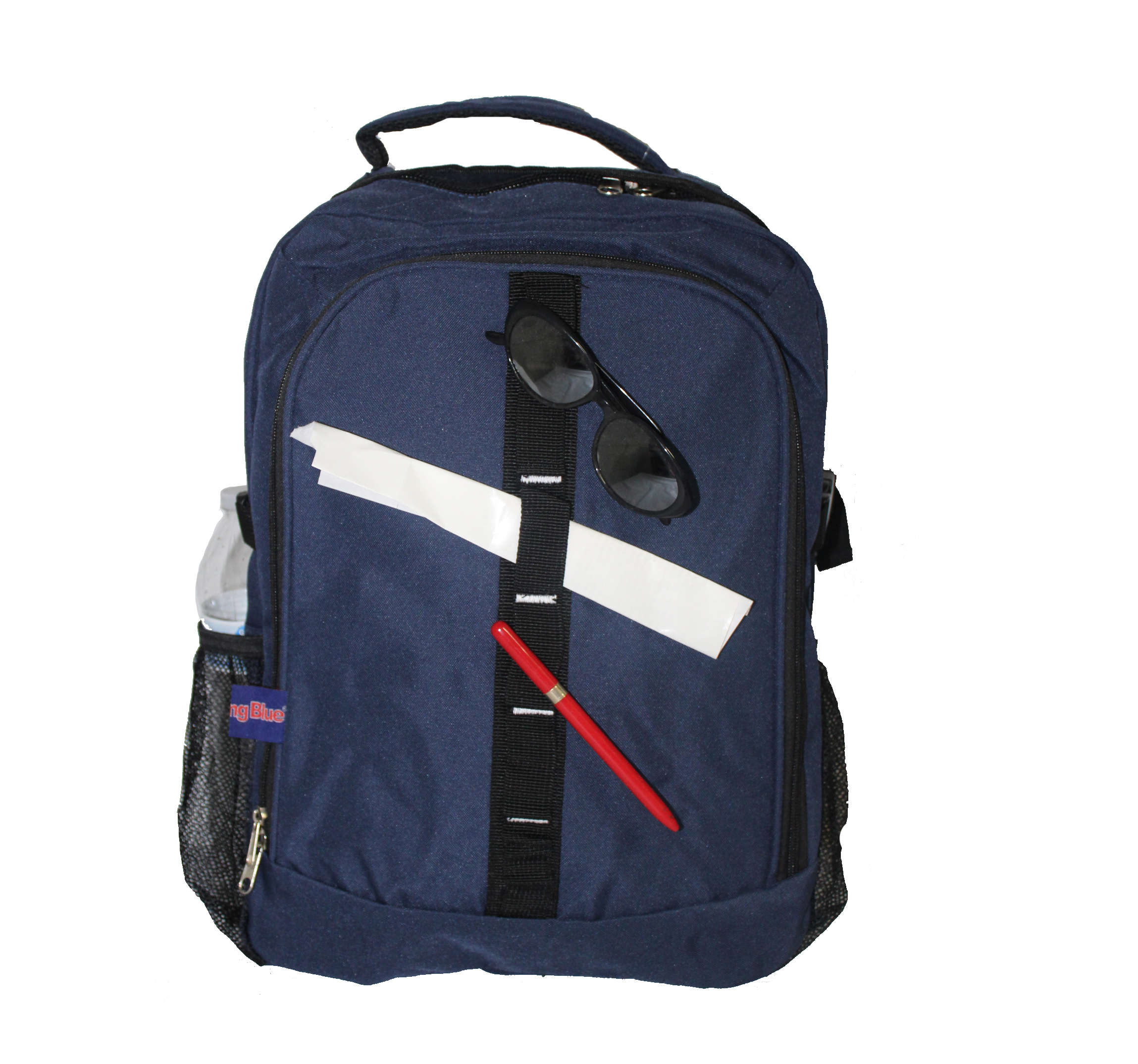navy Spirit American Airlines Personal Item Under Seat Basic Luggage BoardingBlue 18 Frontier