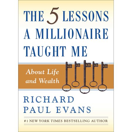 The Five Lessons a Millionaire Taught Me About Life and - All About Me Paper