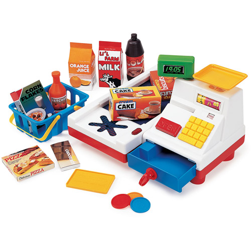 Learning Resources Pretend & Play Supermarket Checkout