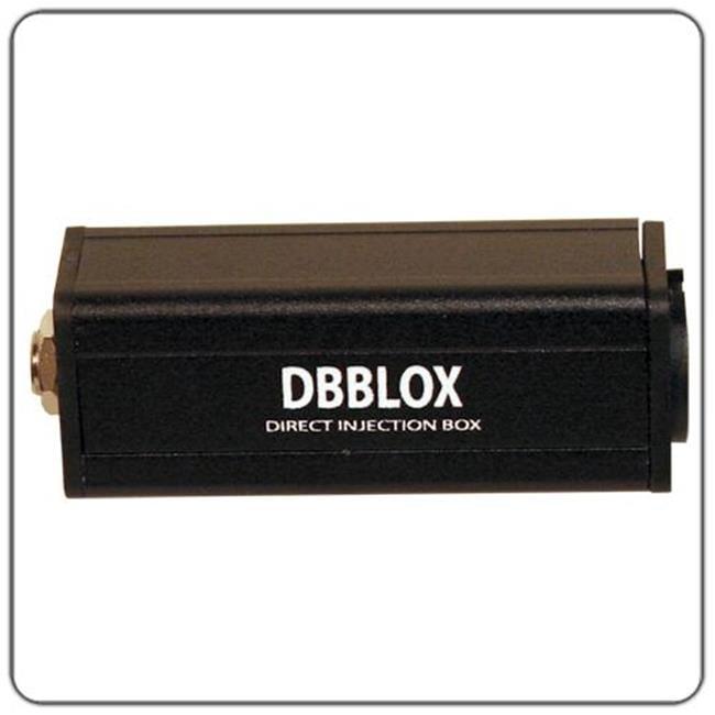 RAPCO HORIZON DBBLOX Passive Direct Box Blox Device
