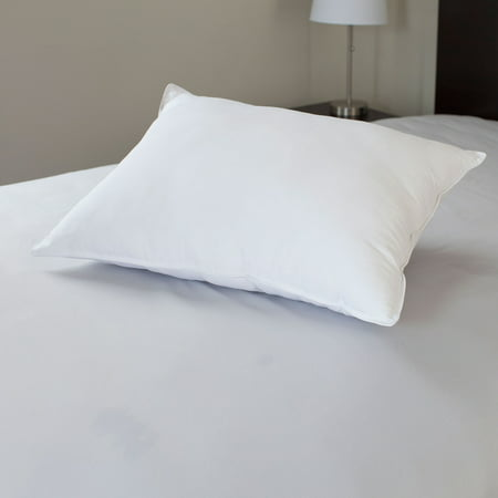 100% Cotton Feather Down Standard Pillow by Somerset Home ()