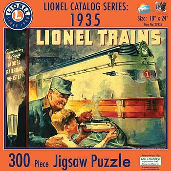 Sunsout 20935 Lionel Catalog Series 1935 300 PC