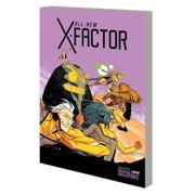 All-New X-Factor Volume 3 : Axis