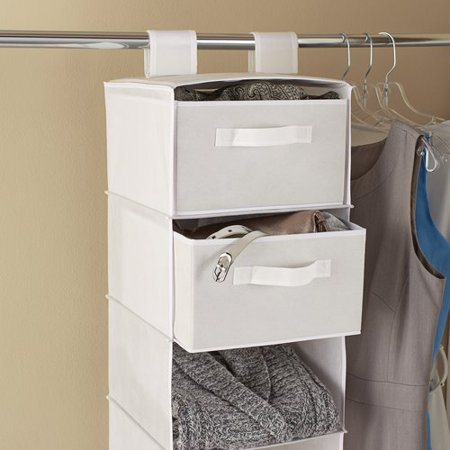 Mainstays Closet Organizer Drawer Medium Walmart Com