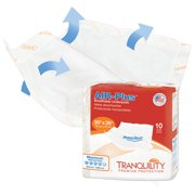 """Underpad, Incont Tranquility Air + 30X36""""  (Units Per Case: 40)"""