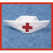 White Nurse Hat