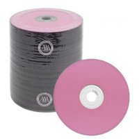 500 spin-x diamond certified 48x cd-r 80min 700mb pink color top thermal