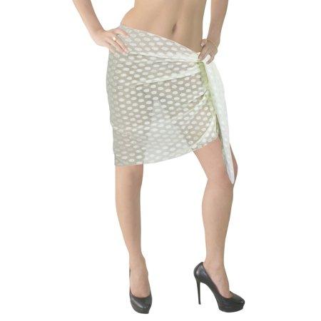 7b8d8c245e Sarong Mini  Half Pareo Wrap Bikini Swimsuit Cover ups Swimwear Resort Wear
