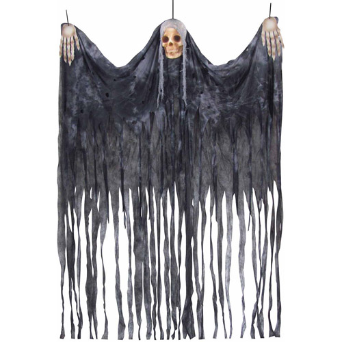 Creepy Reaper Curtain