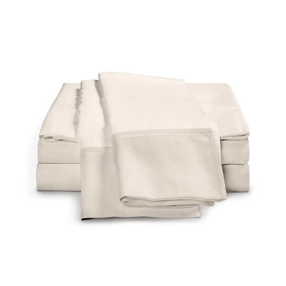 100 egyptian cotton 4piece sheet set thread count walmartcom - Thread Count Sheets