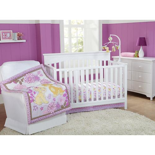 "Disney Baby Bedding Lion King ""Nala"" 3-Piece Crib Bedding ..."