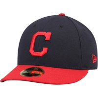 Cleveland Indians New Era Authentic Collection Home On-Field 59FIFTY Fitted Hat - Navy