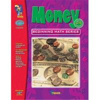 On The Mark Press OTM1119 Money Beginning Math Series Gr. 1-3