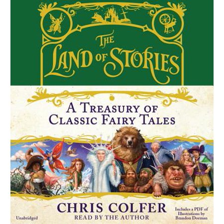 The Land of Stories: A Treasury of Classic Fairy Tales - Fairy Tale Men