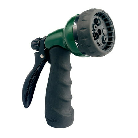 Orbit 7-Pattern Hose Nozzle Water Spray Pistol for Lawn & Garden Watering 91642D