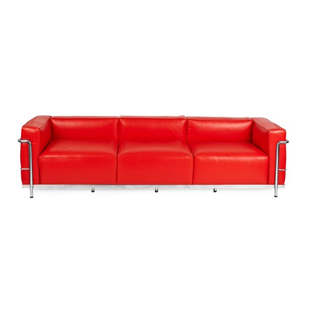 Karl Le Corbusier Style Lc3 Sofa 3