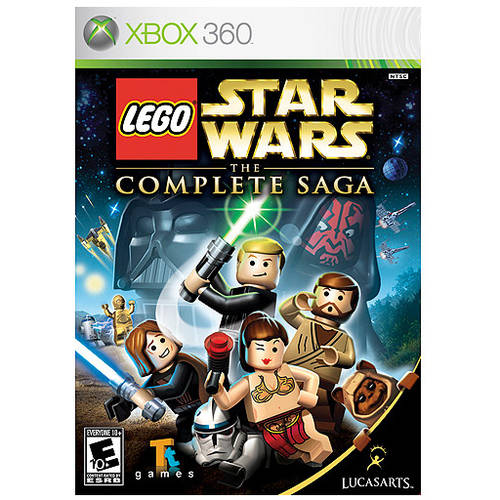 Lego Star Wars-Complete  (Xbox 360) - Pre-Owned
