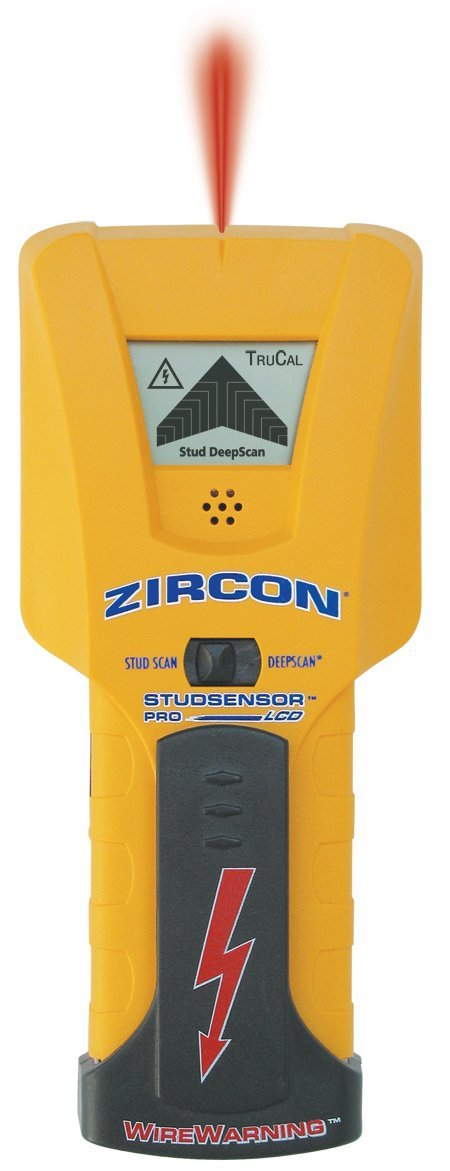 61980   StudSensor Pro LCD, Find the edges of wood or metal studs or joists up to 1 1 2... by