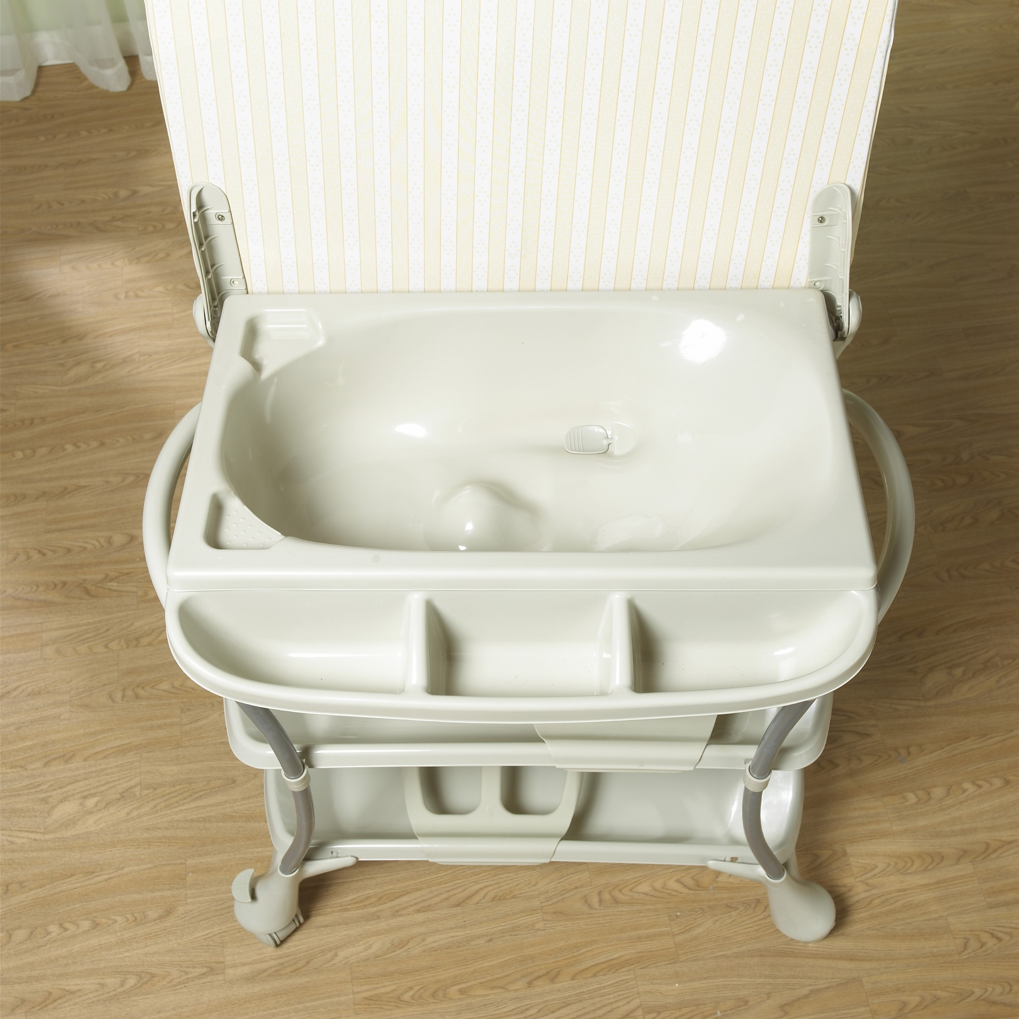 Primo Euro Spa Baby Bathtub and Changer Combo - Walmart.com