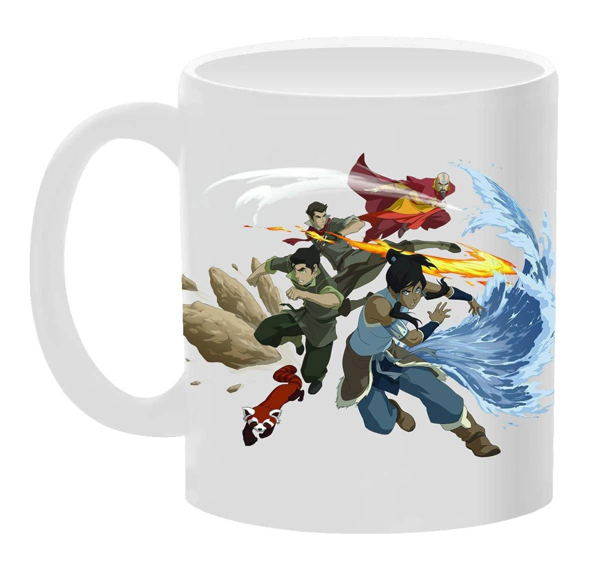 Legend of Korra Coffee Mug