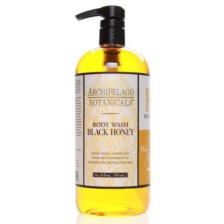 Archipelago Botanicals Black Honey Body Wash 976ml/33oz
