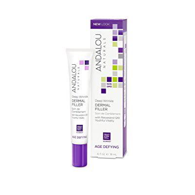 andalou naturals deep wrinkle dermal filler, 0.6 - Dermal Lightening