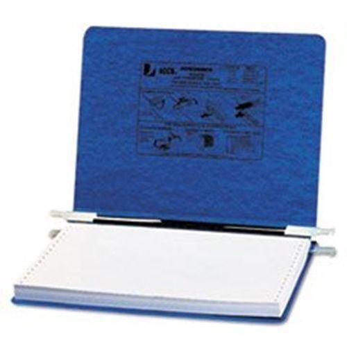 Acco 25978 8 1 2 X 11 Red Pressboard Side Bound Report: Pressboard Hanging Data Binder, 12 X 8-1/2 Unburst Sheets