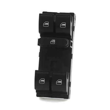 Power Window Control Switch for Octavia II Superb Fabia Yeti 1Z0 959 858B
