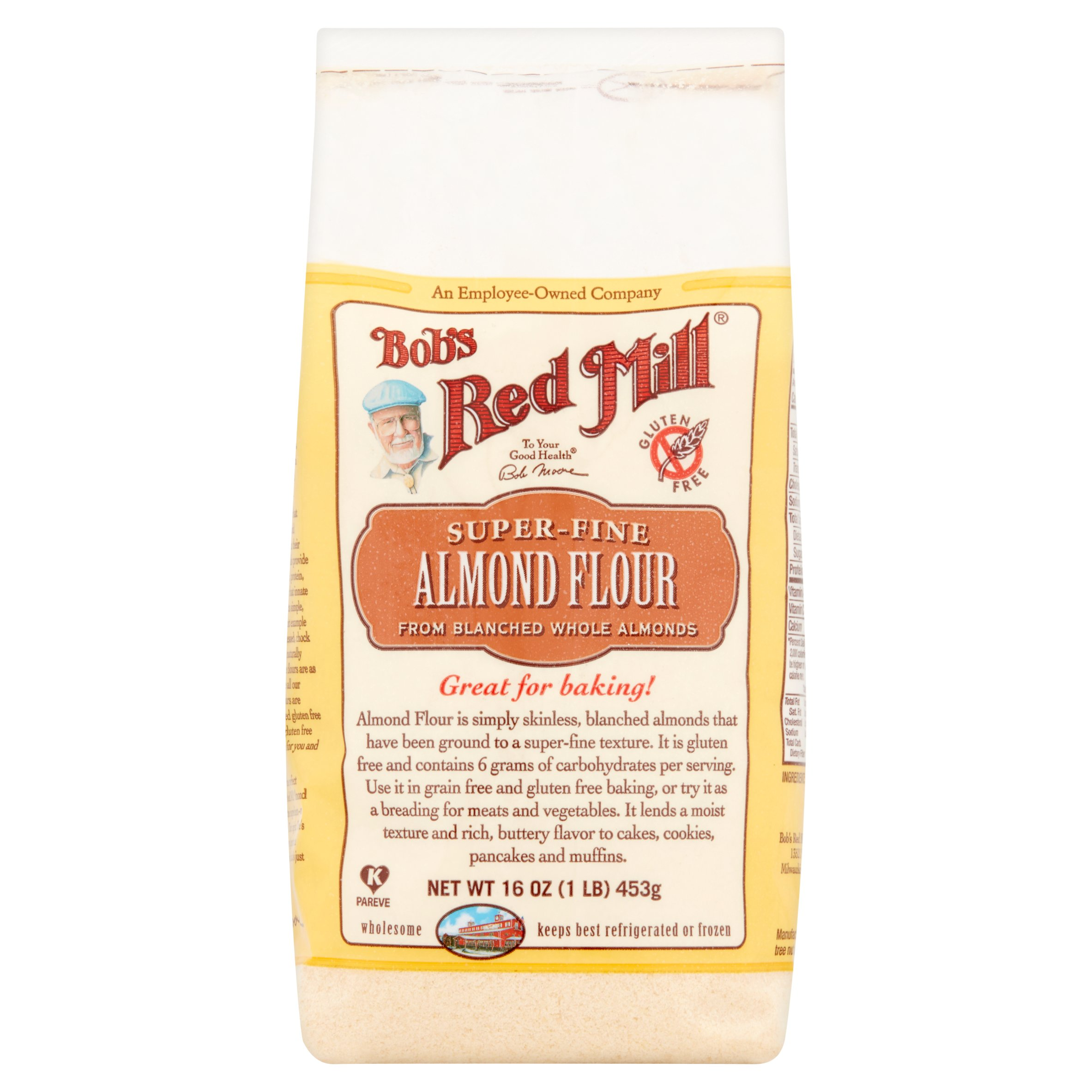Bob's Red Mill Super-Fine Almond Flour, 16 oz
