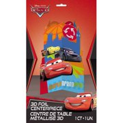 "Disney Cars Centerpiece Decoration, 11.5"" x 7.5"""