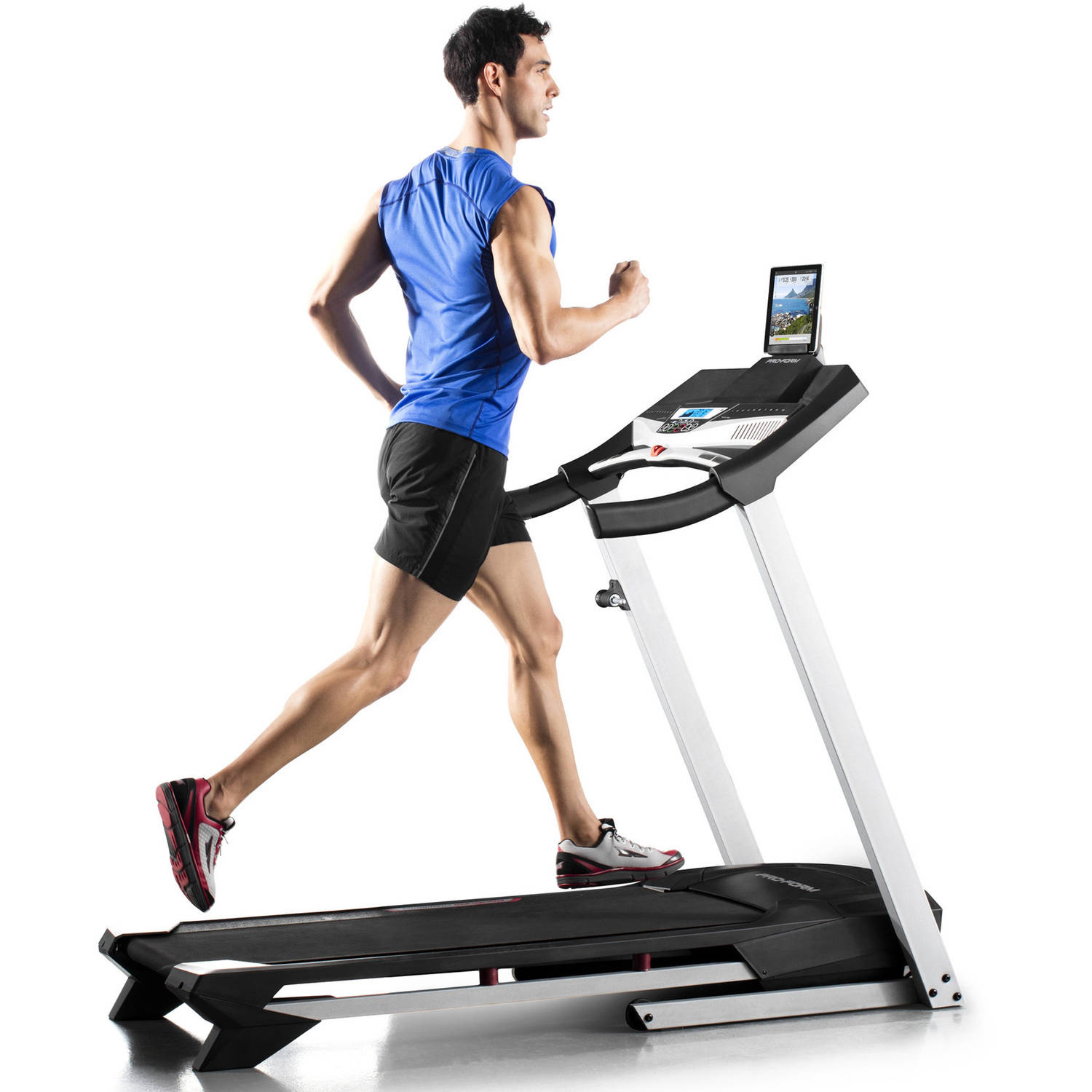 ProForm 305 CST Folding Treadmill with Power Incline and Cushioning by Icon Health & Fitness Inc.