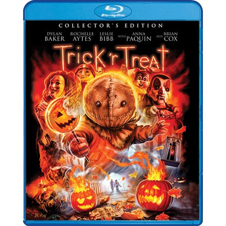 Halloween Trick Or Treat Dvd (Trick 'R Treat (Blu-ray))