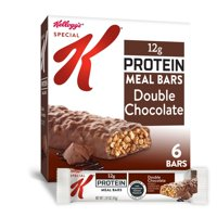 Kellogg's Special K Protein Meal Bars Double Chocolate 9.5 Oz 6 Ct