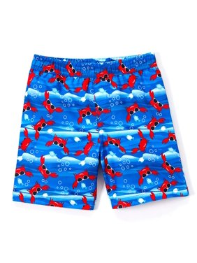 Freestyle Revolution Baby Toddler Boy Crab Swim Trunks