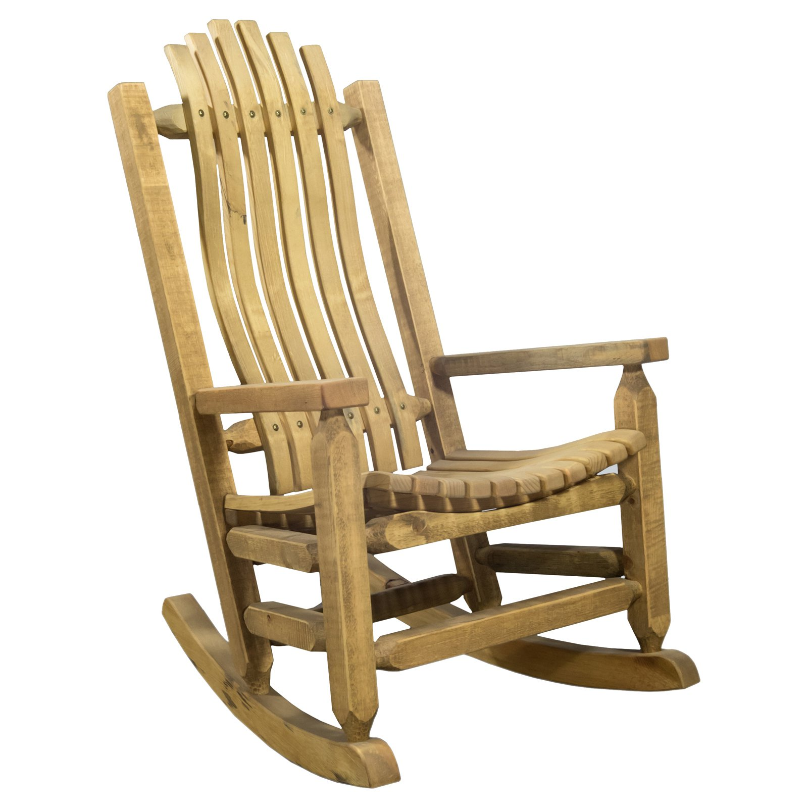 Montana Woodworks Homestead Indoor / Outdoor Rocker