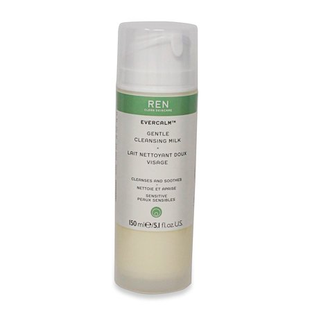 REN Skincare Evercalm Gentle Cleansing Milk 5.1