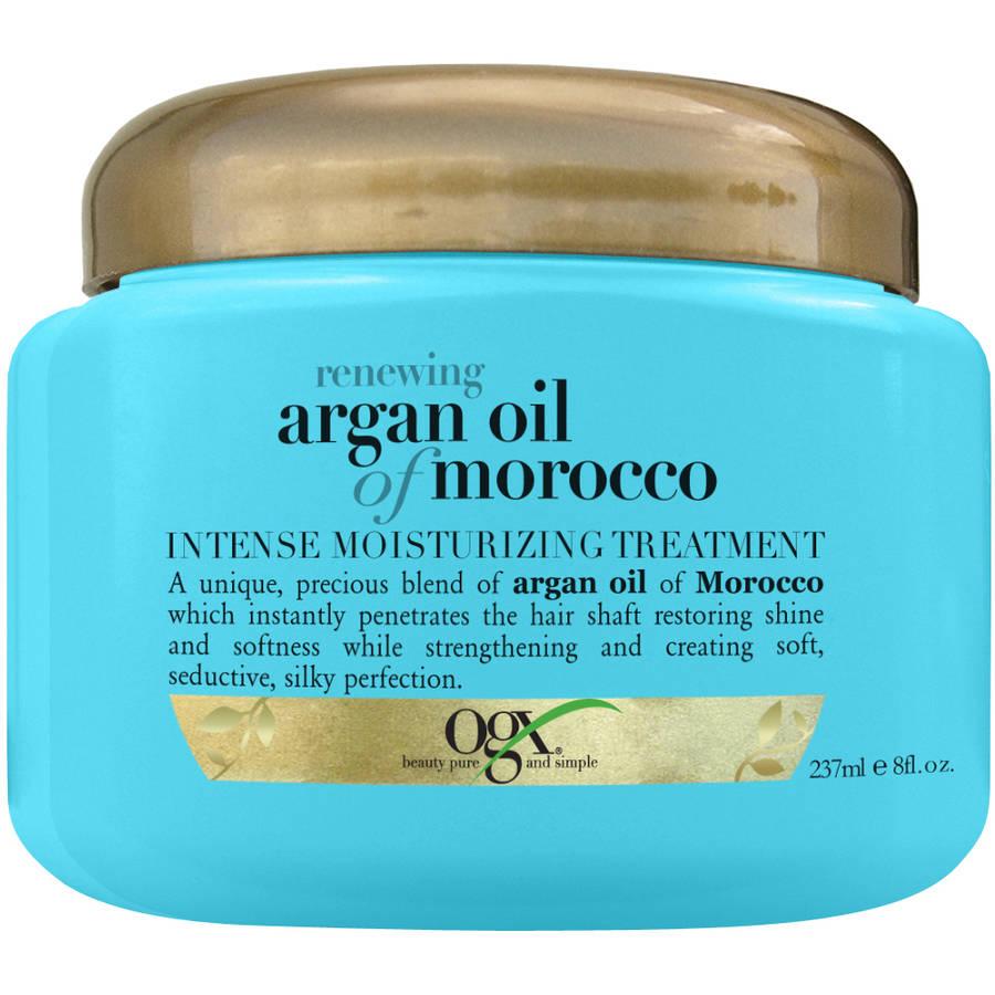 OGX Moroccan Argan Oil Renewing Treatment, 8 oz