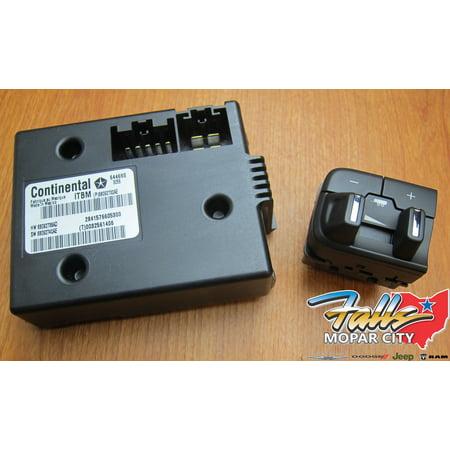 2016-2019 RAM 1500 2500 3500 Integrated Trailer Brake Controller MOPAR