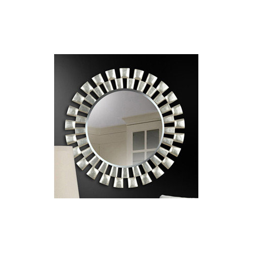 Gilbert Wall Mirror - 24 diam. in.