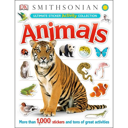 Ultimate Sticker Activity Collection: Animals (Ultimate Activity)