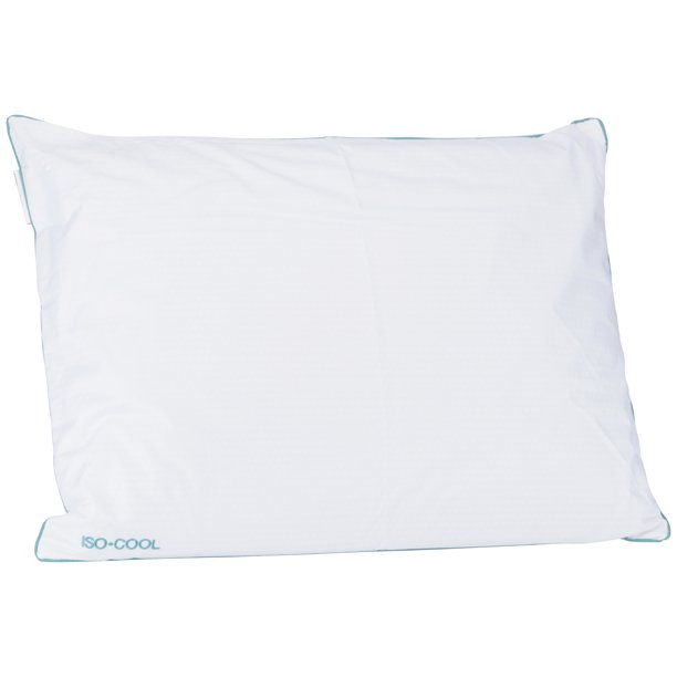 Iso Cool® Memory Foam Traditional Shape Bed Pillow   Walmart.