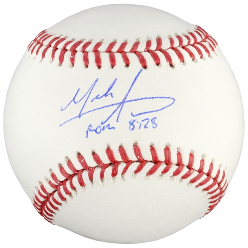 Mark Appel Philadelphia Phillies Fanatics Authentic Autographed Baseball - No Size